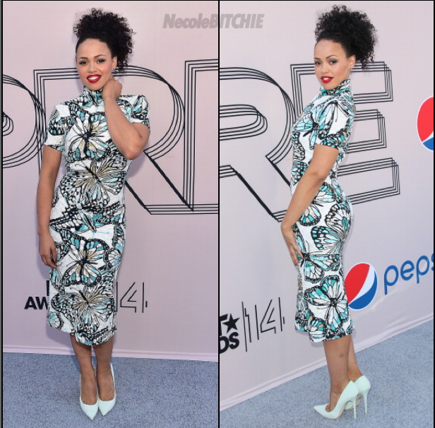 Elle-Varner-at-BET-Awards-pre-dinner